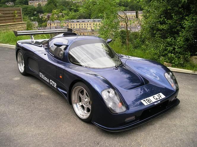 TWR Ultima GTR